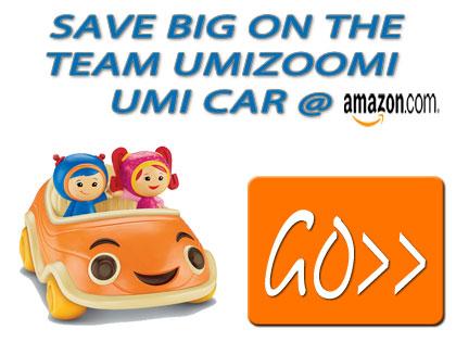 Umizoomi Car